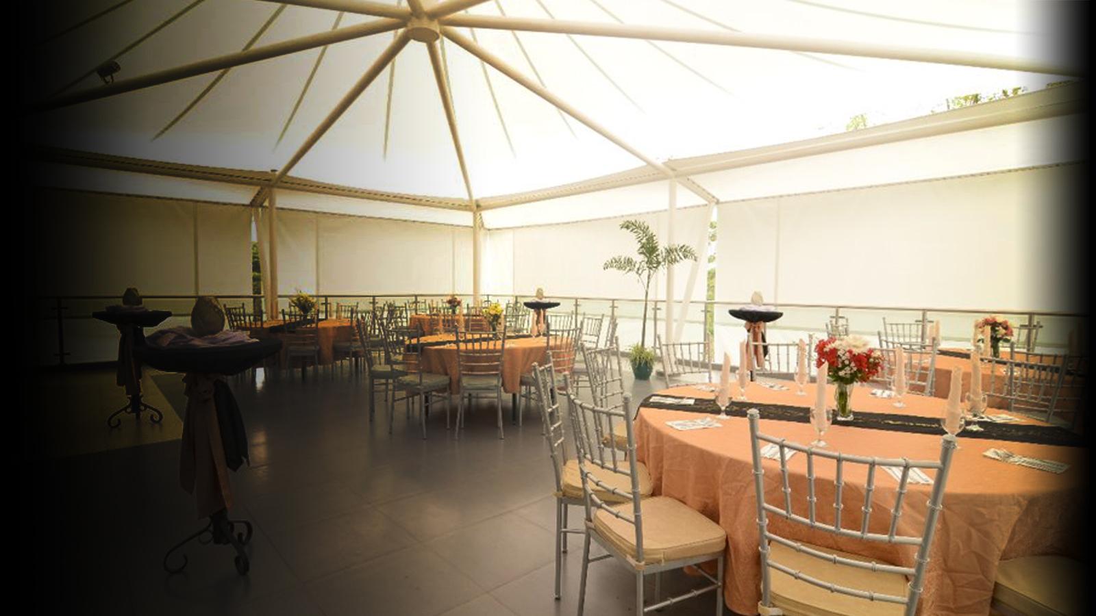 Roofdeck Tent
